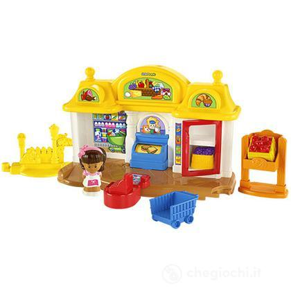 Supermercato – Playset Little People (Y8200)