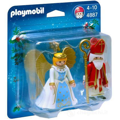 San Nicola con angelo (4887)