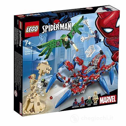 Crawler di Spider-Man - Lego Super Heroes (76114)