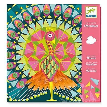 Coco crea mosaico DJ08888