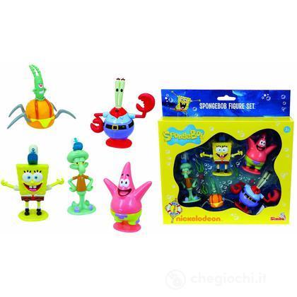 Spongebob set 5 Personaggi (109494888)