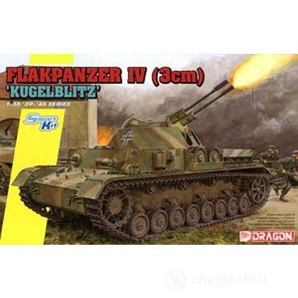 Carro Armato FLAKPANZER IV (3cm) KUGELBLITZ 1/35 (DR6889)