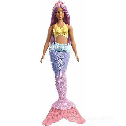 Barbie Dreamtopia Bambola Sirena (FXT09)