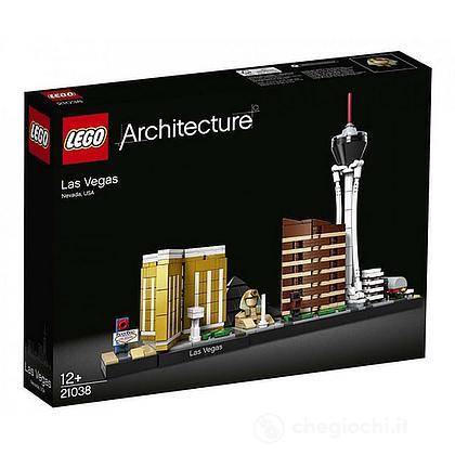 Las Vegas . - Lego Architecture (21047)