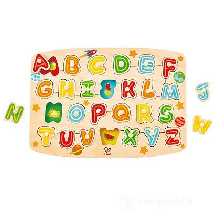 Puzzle Alfabeto (E1505)