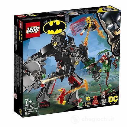 Mech di Batman vs. Mech di Poison Ivy - Lego Super Heroes (76117)