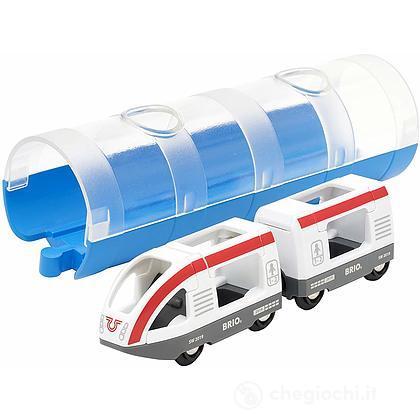 Brio Treno passeggeri e tunnel (33890)