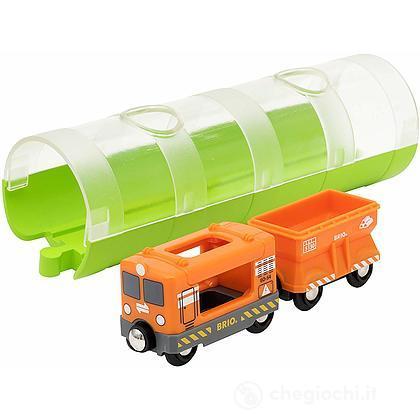 Brio Treno merci e tunnel (33891)