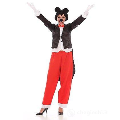 pacchetto alla moda e attraente diversificato nella confezione vendita scontata Costume Adulto Topolina S