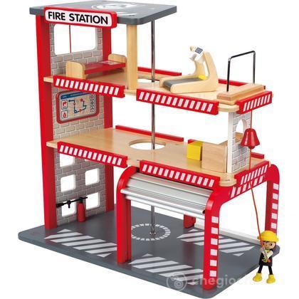 La stazione dei pompieri (E3007)