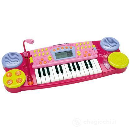 Strumento musicale per bambina, Tastiera elettronica 25 tasti