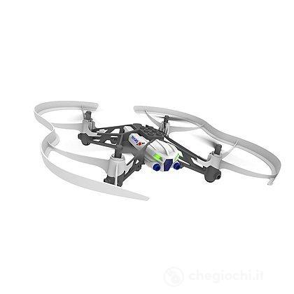 Drone Airborne Cargo Mars con fotocamera - Bianco