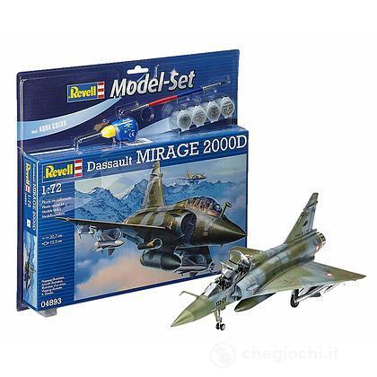 2000d Mirage 72rv64893Revell Mirage Aereo 2000d 1 Aereo 1 29IEDH