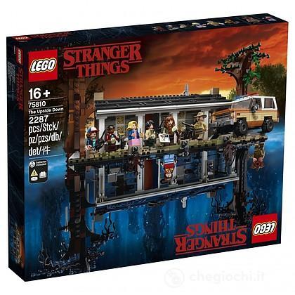 Stranger Things Il Sottosopra (75810)