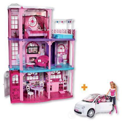 La Casa dei Sogni +Fiat 500 (Y8209)