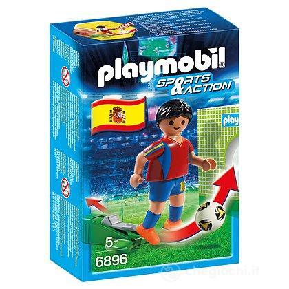 Giocatore Spagna 6896
