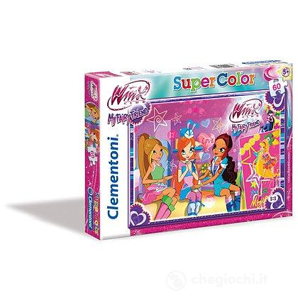 60 pezzi - Winx You are magic (26896)