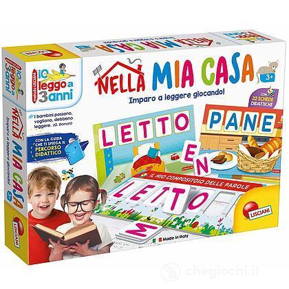 Io Leggo A Tre Anni La Mia Casa (68968)