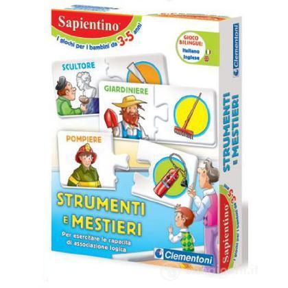 Sapientino Strumenti e mestieri (12897)