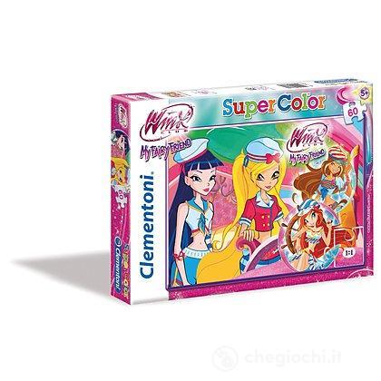 60 pezzi - Winx Let's go (26897)