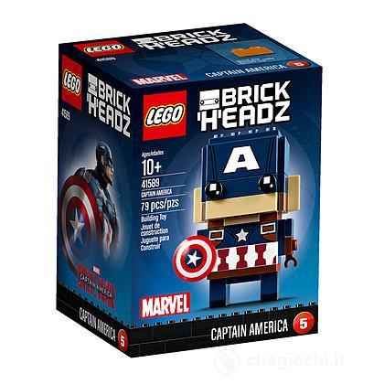 Capitan America - Lego Brickheadz (41589)