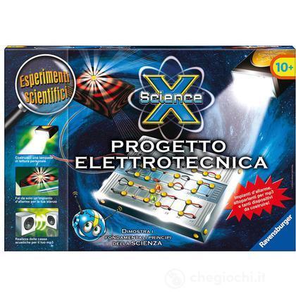 Progetto Elettrotecnica