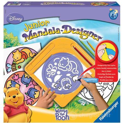 Junior Mandala Designer Winnie the Pooh