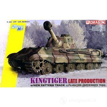Carro armato Kingtiger Late Production (DR6900)