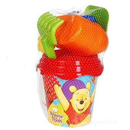 Set Mare secchiello Winnie the Pooh (3900)