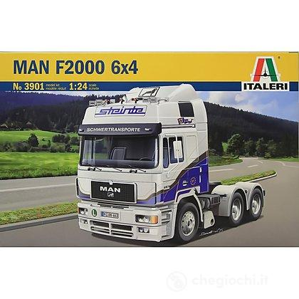 Camion Man F2000 6x4 (3901)