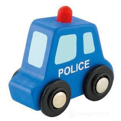 Mini Macchina Polizia (82901)