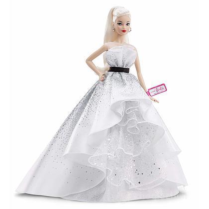 Barbie 60th Celebration Doll (FXD88)