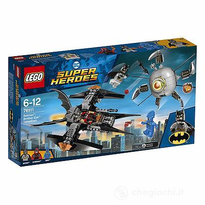 Batman Scontro con Brother Eye - Lego Super Heroes (76111)