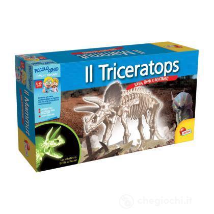 Scava e Scopri Plus Triceratops (49028)