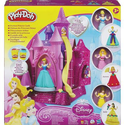 Playdoh Castello principesse Disney