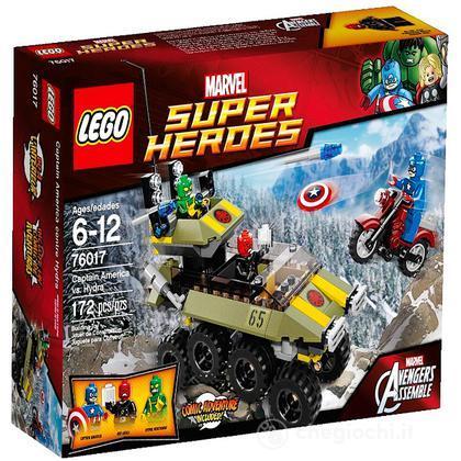 Captain America vs Hydra - Lego Super Heroes (76017)