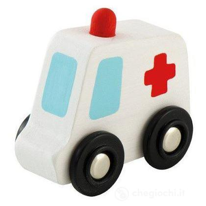 Mini Ambulanza (82903)