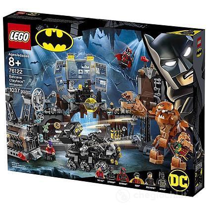 Clayface e l'invasione della bat-caverna - Lego Super Heroes (76122)