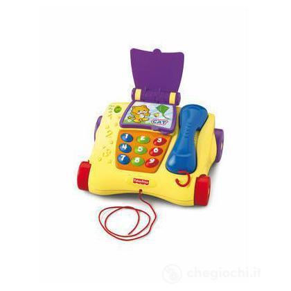 Dante telefono parlante  (P0117)