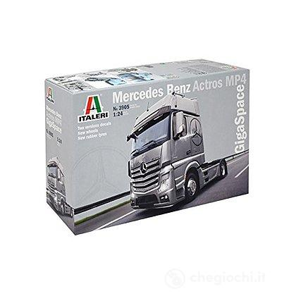 Camion Mercedes Benz Actros Mp4 Giga Space 1/24 (IT3905)