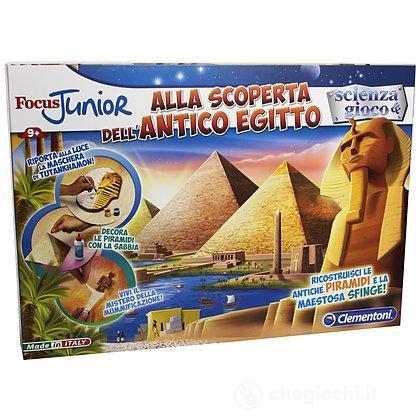 Focus Alla Scoperta dell'Antico Egitto (13905)