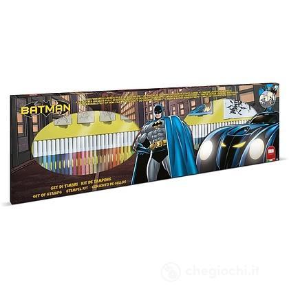 Mega Coloring 60 Pennarelli - Batman (8907)