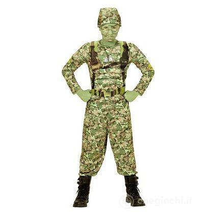 Costume soldato 5-7 anni