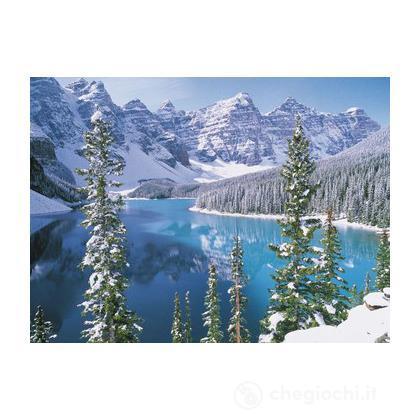 Moraine Lake Banff Park 1500 pezzi