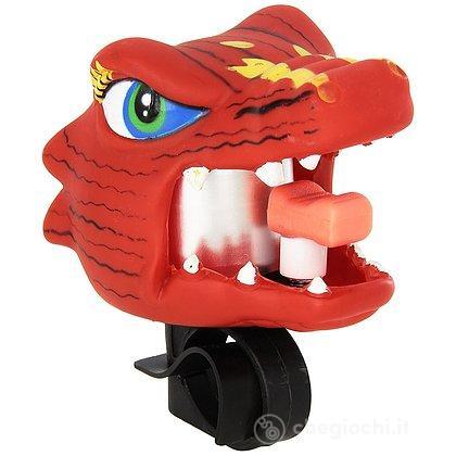 Campanello Crazy Safety Dragone Cinese Rosso (520208-20)