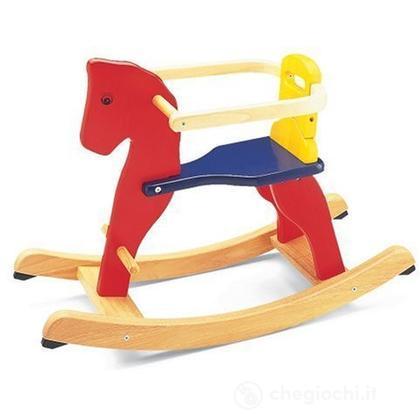 Cavallo a dondolo sicurezza (PN92886)