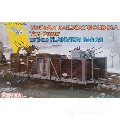 German gondola con cannoni 2 cm FlaK (DR6912)