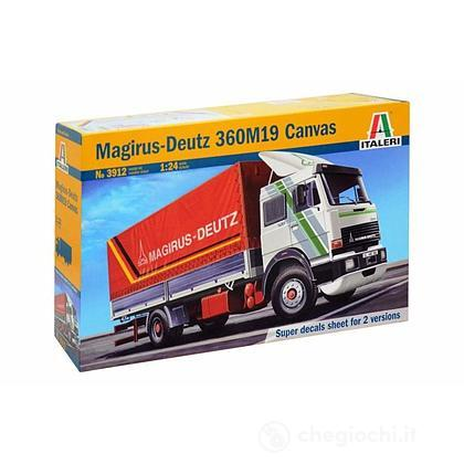 Camion Magiruz Deutz 360M19 Canvas Truck 1/24 (IT3912)