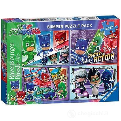 Puzzle 4x42 PJ Masks (6913)