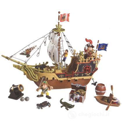 Galeone Dei Pirati Con Accessori (GG51913)